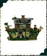 "Boyds Bearstone ""S.S. Noah...The Ark"" Series #1 * #2450 * NEW* 1999* Ret... - $19.99"