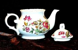 Ceramic TeaPot with Lid AB 535-E Vintage image 3
