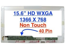 TOSHIBA SATELLITE C655-SP5018L LAPTOP LED LCD Screen 15.6 WXGA HD Bottom... - $63.70