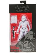 Star Wars TFA The Black Series 6-Inch First Order Snowtrooper Action Figure - $29.39