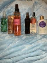Lot of Bath & Body, Victoria's Secret, Bodyshop & Mark Fragrances - $25.83