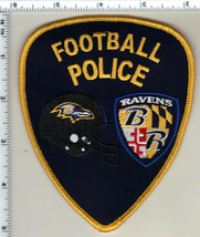 Baltimore Ravens - Football Police - Novelty Patch - $23.33
