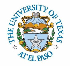 University of Texas at El Paso Sticker / Decal R806 - $1.45+