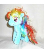 TY My Little Pony Sparkle Rainbow Dash Stuffed Animal Plush Toy 6.5 inch  - $12.86