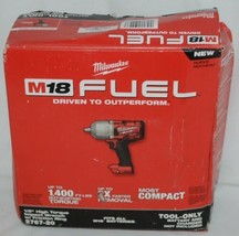 Milwaukee 58210205 High Torque Impact Wrench Friction Ring Battery Not Included image 1