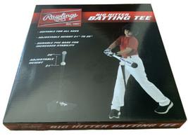 Rawlings Big Hitter Adjustable Batting Tee Youth Baseball Softball Train... - $27.90