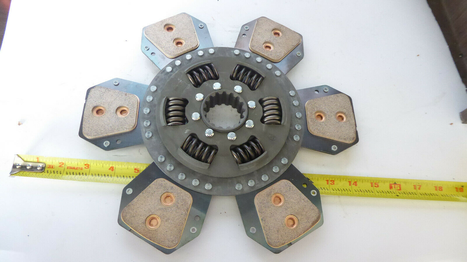Luk 331-0219-10 / 331 0219 10 Clutch Plate New