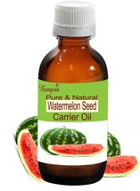 Watermelon Seed Pure & Natural Carrier Oil- 50 ml Citrullus Lanatus by B... - $13.38