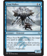 Magic The Gathering-Fate Reforged-FROST WALKER - $0.15