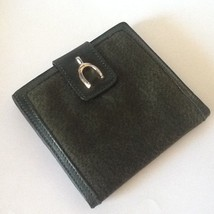 664edf1fd437 100% AUTHENTIC GUCCI WOMEN SPUR Clasp Charm WALLET/BILLFOLD/CARD HOLDER -  $164.89