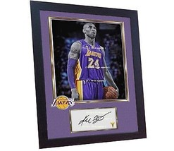 Kobe Bryant Lakers NBA signed autograph photo poster picture print BRYAN... - $20.66