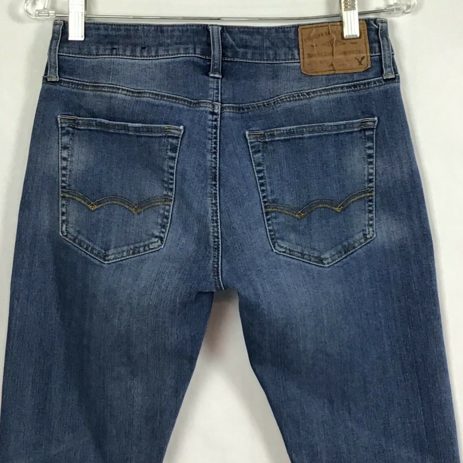 American Eagle Outfittters AEO Mens Denim Jeans 29x30 360 Extreme Flex Stretch   image 4