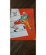 1956 USC TROJANS @ UCLA BRUINS FOOTBALL PROGRAM SANDERS HILL HEIN ZAMPES... - $29.99