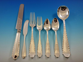 Marquise by Tiffany & Co. Sterling Silver Flatware Set for 12 Service 89 pcs - $10,500.00