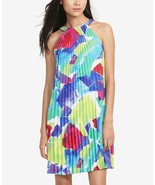 Lauren Ralph Lauren® Sporty Abstract Dress SIZE 12 NEW WITH TAGS  - $79.19