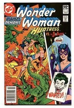 Wonder Woman #281 1981- Demon- Joker- Huntress DC Comics NM- - $25.22