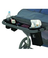 J.L. Childress DoubleCOOL, Double-Wide Insulated Stroller Accessory Orga... - $23.97
