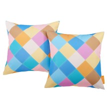Modway Two Piece Outdoor Patio Pillow Set Diamond EEI-2401-DIA - $45.00