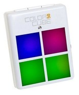 Color Cube 50 Colormotion Therapy Nightlight LT-50 by HoMedics - $69.99