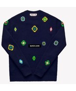 Kenzo x H&M Womens Black Wool Knit Sweater SZ M SOLD OUT - $272.25