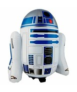 STAR WARS R2-D2 Jumbo Inflatable Droid R/C Remote Control Controlled Bla... - $33.73