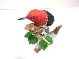 THE LENOX GARDEN BIRD COLLECTION Red Headed Woodpecker (Fine Porcelain 1999) image 7
