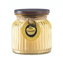 Scented Candles, Scented Decorative Jar Candles Large With Lid - $23.78