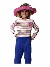 xcg126 STRAWBERRY SHORTCAKE Halloween Costume Toddler 4-6 - $26.13