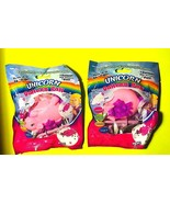Magic Time Unicorn Balloon Ball Lot of Two (2) New in Package - $7.76