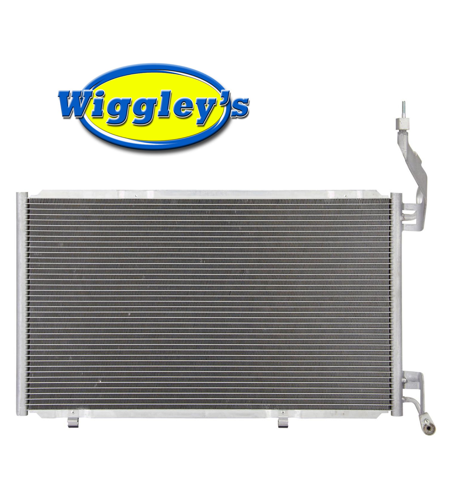 A/C CONDENSER 7-4437 FOR 14 15 16 17 18 FORD FIESTA 1.6L-L4