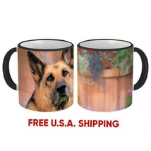 German Shepard : Mug Pet Animal Puppy Dog Gift - $13.76+