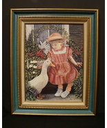 "H. Hargrove ""Sarah's Friend"" Limited, Numbered  Edition Print on Canvas,... - $45.00"