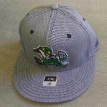 Adidas NCAA Notredame Football Hat Cap Flat Brim Sz S/M - $20.00