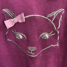 Gymboree Pink Fox Sweater Bow Bundled & Bright Size 7/8 Girls NWT - $14.99