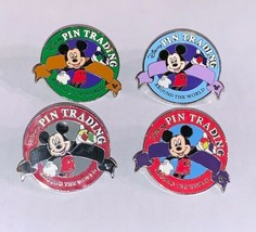 Disney Trading Pin Lot Hidden Mickey Around the World 2008 Complete Set ... - $96.75