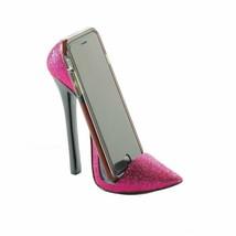 Pink Shoe Phone Holder - $22.17