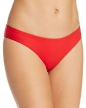 Tavik Red Ali Ribbed Bikini Bottom, Size XS - $35.64