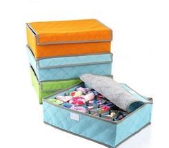 Multi-style Bra Underwear Box Organizer Socks Bamboo Antibacterial Stora... - $13.29+