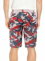 Wholesale Lot Of Men's Multi Pocket Cotton Camo Army Cargo Shorts image 2