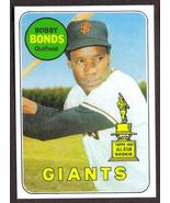 BOBBY BONDS Rookie Card RP #630 Giants RC 1969 T Free Shipping - $2.95
