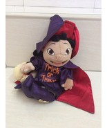 Disney Lilo Stitch Plush Doll in Halloween Theme. Lilo Witch. Trick or T... - $19.99