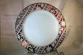 Sakura Style Madras Dinner Plate - $6.92