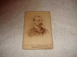 Prince of Whales Duke of Edinburgh Cambridge England Cabinet Photo Card ... - $98.99
