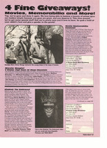 Max Elliott Slade teen magazine pinup clipping pointing at you giveaways Bop