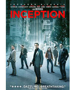 Inception (DVD, 2010) - $9.00