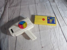 Fisher-Price (Fisher Price) Movie Viewer With ABC Letters Movie Slide Ca... - $21.77