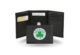 NBA Boston Celtics Embroidered Tri-Fold / Wallet - $37.23