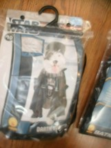 """Rubie's Star Wars Darth Vader Pet Costume With Removable Cape szS 10-12""""... - $9.88"""