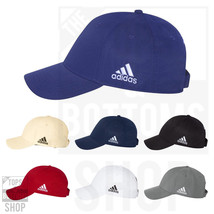 ADIDAS Core Performance Max Structured Moisture-Wicking Golf Baseball Ca... - $17.99