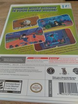 Nintendo Wii Guinness World Records: The Video Game - COMPLETE image 4